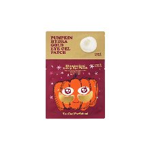 too cool for school,pumpkin hydra gold eye gel patch