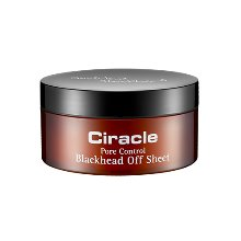 ciracle,pore control blackhead off sheet