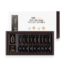 wellage,real gold collagen one day kit set
