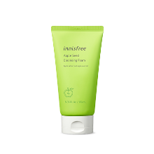 innisfree apple seed deep clenasing foam
