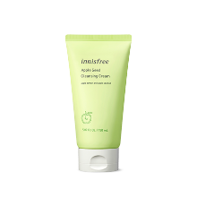 innisfree,apple seed cleansing cream