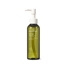 innisfree,oilve real cleansing oil