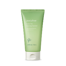 innisfree,green tea morning cleanser