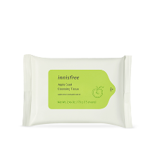 innisfree,apple seed cleansing tissue