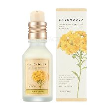 the face shop,calendula essential moisture serum