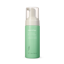 innisfree,green barley bubble cleanser