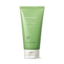innisfree,green tea foam cleanser
