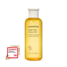 innisfree,ginger honey ampoule skin