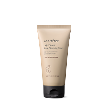 innisfree,volcanic pore cleansing foam