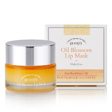 petitfee,oil blossom lip mask sea buckthorn