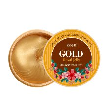 koelf,gold and royal hydro gel eye patch