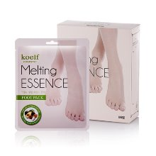 koelf,melting essence foot pack