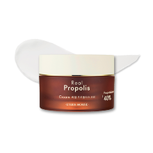 etude house,real propolis cream