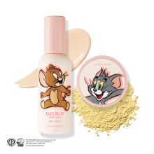 etude house,lucky together face blur sprecial set