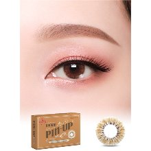 lensvery,pin up brown