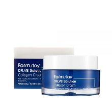 Farmstay,DR-V8 Solution Collagen Cream
