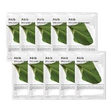 abib,mild acidic ph sheet mask heartleaf fit