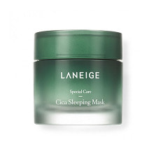 laneige,cica sleeping mask